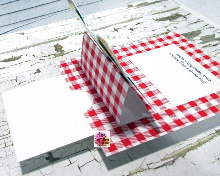 Interacive Slider Card 7 Kids Crafts Foraging Faeries