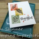 3 Ways To Use Clear Block Stamping To Add Quick Color To Your Cards