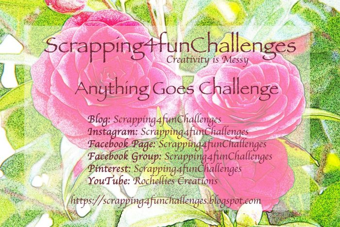 scrapping 4 fun challenge 175