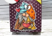 Gift bag using a digital image