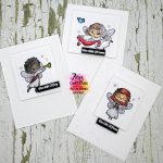 Clean And Simple Christmas Angels From 7 Kids Craft Store