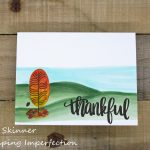 Single Layer Cards Using Catherine Pooler's Fun Forest Stamp Set