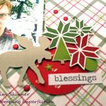 Challenge YOUrself Scrapbook Challenge: Any Holiday Layout
