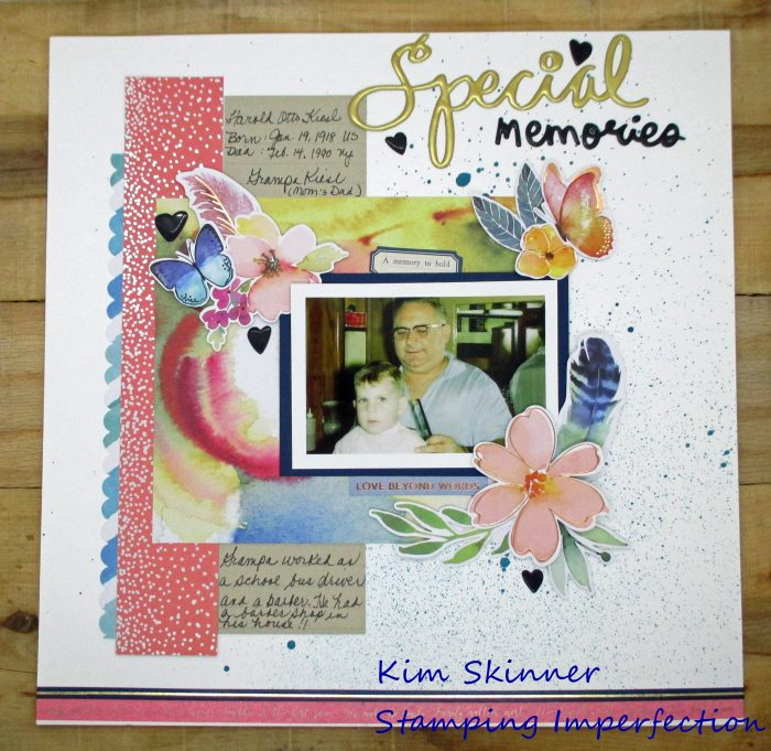 ScrapHappy LOAD Challenge 1022 Day 2