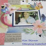 Day 2: Scrapbook Layout A Day