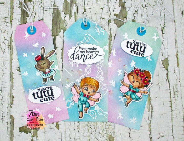 7 Kids Craft Store Winter Release