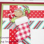 Create A Quick and Easy Christmas Card With A Sketch For Inspiration