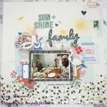 Challenge YOUrself Anything Goes Scrapbook Layout Challenge!