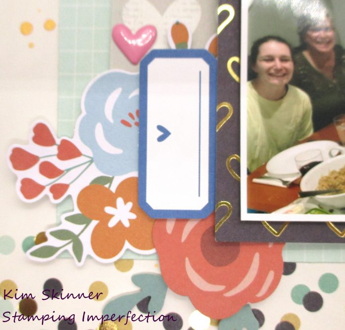 Challenge YOUrself Anything Goes Scrapbook Layout Challenge