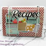 Budget Friendly DIY Christmas Gift Idea: Easy Recipe Album Project