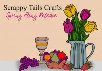 scrappy tails spring fling release