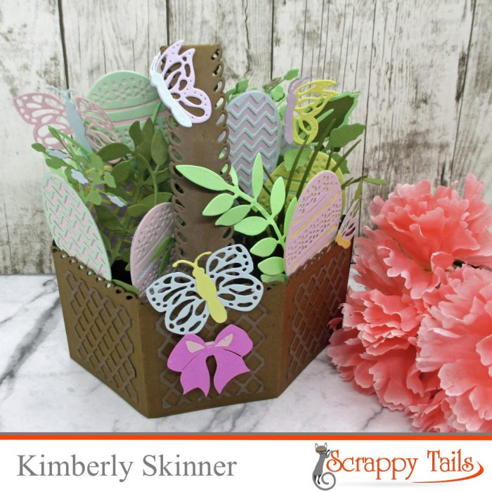 It is a pop up card or a home décor project?