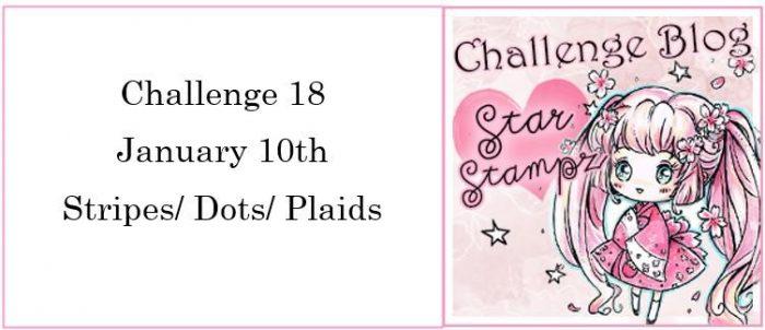 Star Stampz Jan 2021 Challenge