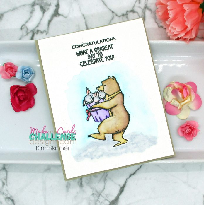 Make the Cards Challenge with Sassy & Crafty