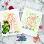 Sassy & Crafty Butterfly Cards: Turner's Syndrome Blog Hop and Challenge
