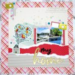 Adding Digital Images To Your Scrapbook Layouts!