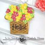 Using Up Your Paper Scraps With A Cherry On Top!