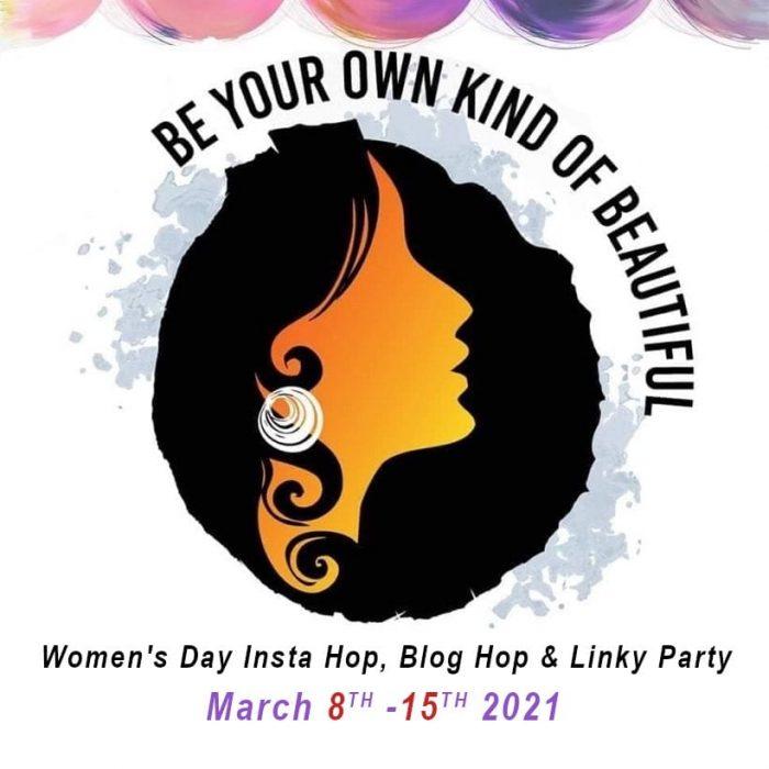 International Women's Day Crafty Blog Hop