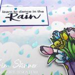 Creating Iridescent Raindrops
