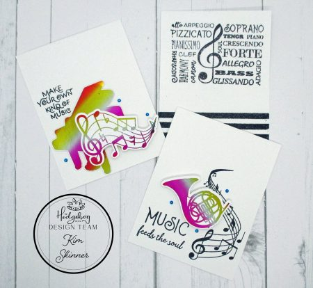 Foiling ephemera for cards