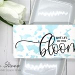 Create 3 Quick And Easy Slimline Cards