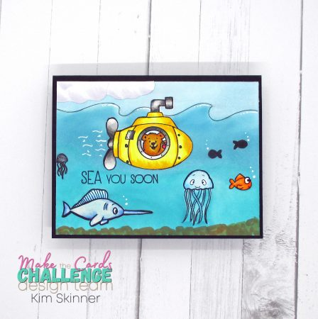 Beach themed challenge