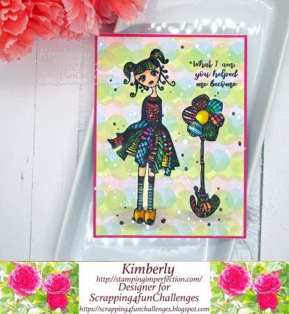 Carabelle studio and Maker Forte Mother's Day Card
