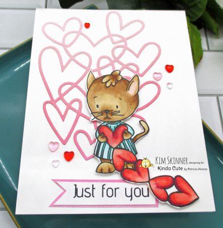 Kinda Cute by Patricia May Challenge Digi