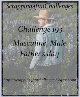 Masculine Pop Up Box Card