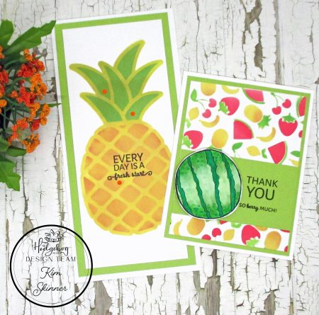 Layered Stencils Technique With The Perfect Placement Tool: So Quick Cards