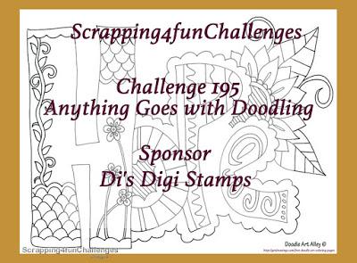 Doodling Challenge