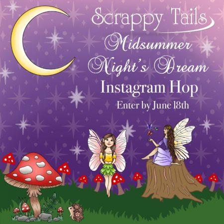 Midsummer Night's Dream Instagram Hop