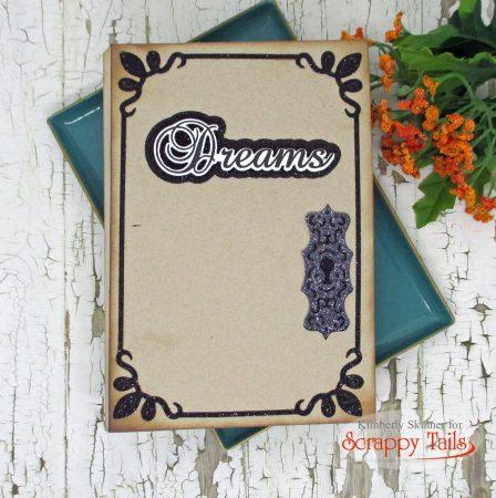 Pop Up Shadow Box Book Die