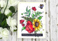 Trinity Stamps Blooming Bunch