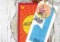 Three Room Studio Saturday Challenge: Get Lost in a Book
