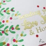 Quick And Easy To Mass Produce Christmas Card