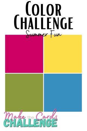 Color Challenge: Summer