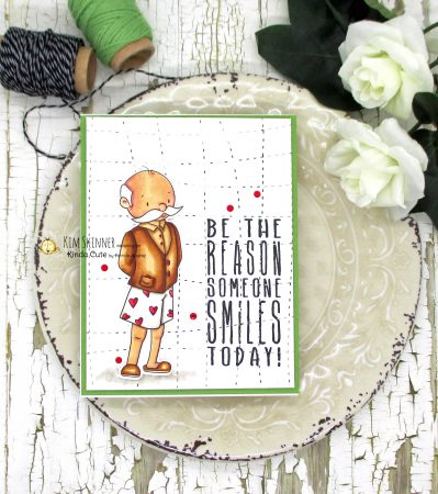 Free August Digi from Kinda Cute by Patricia