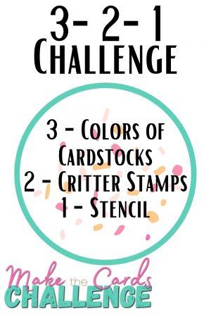 3-2-1 Challenge