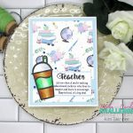Quick and Easy Back To School Card
