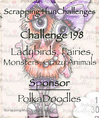 Scrapping4Fun Challenge 198