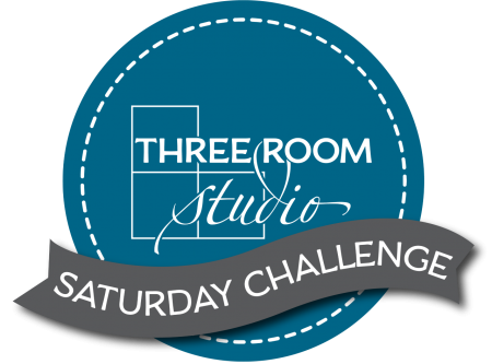 Three Room Studio Saturday Challenge