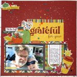Fall Layout With Photoplay Fall Collection