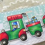 Use Your Pretty Patterned Paper To Create Scene Cards