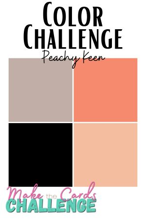 Make the Cards Color Challenge