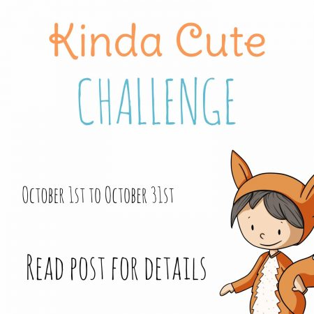 Kinda Cute by Patricia October Challenge