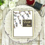 Two Card Ideas For A Floral Wreath Stamp Set