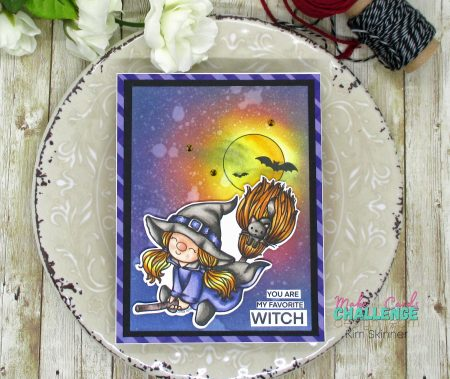 Connie Fong Witchy Gnome Digi