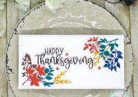 Trinity Stamps Autumn Impressions